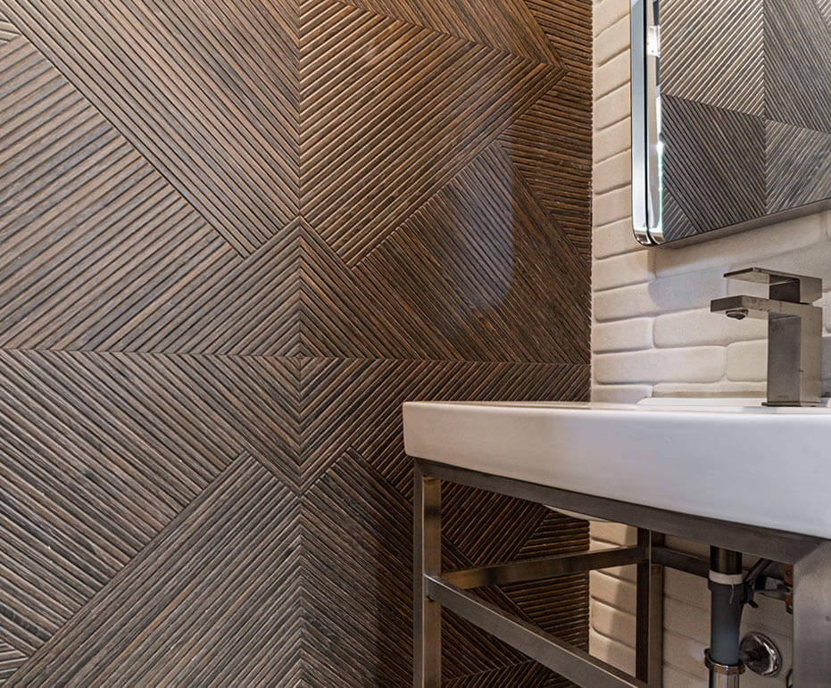 Choosing the perfect tiles can be overwhelming. It doesn't have to be.
